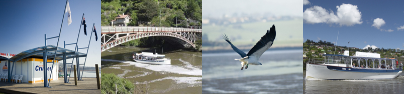 Cataract Gorge Cruises hosts Private Functions and Charters, Cruising the Cataract Gorge Old Launceston Seaport and Tamar River, featuring Tamar Valley Wine